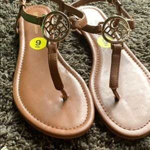 BCBG Sandals size 9